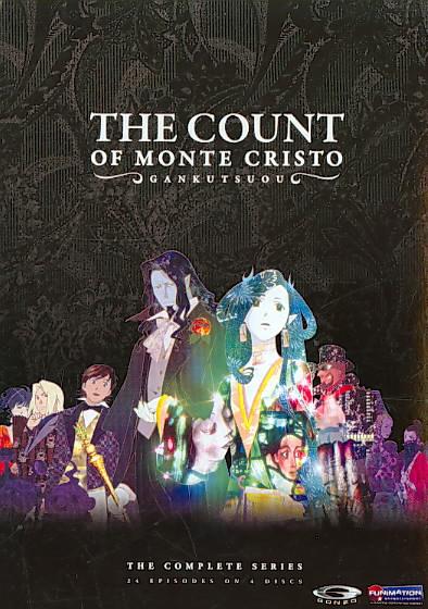 GANKUTSUOU:COUNT OF MONTE CRISTO SEAS BY GANKUTSUOU: THE COUN (DVD)