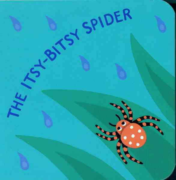 The Itsy-Bitsy Spider By Winter, Jeanette