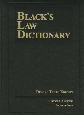 Black+�s Law Dictionary By Garner, Bryan A. (EDT)